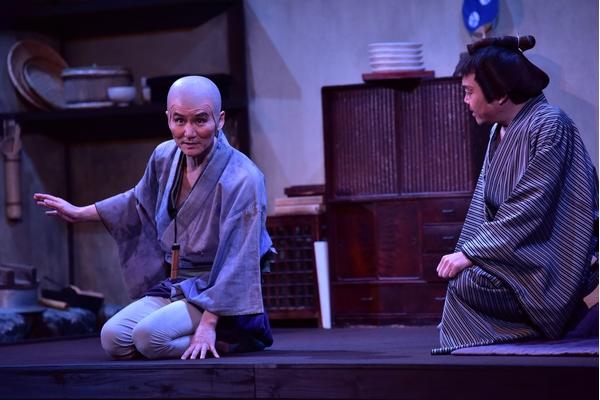 『あんまと泥棒』2019年 内子座公演より