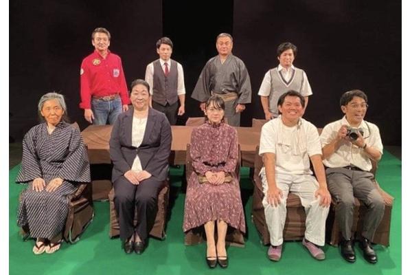 『9人の迷える沖縄人』出演者