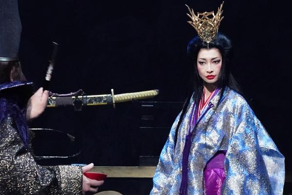 ゲキ×シネ『偽義経冥界歌』 ©東京グローブ座/ヴィレッヂ