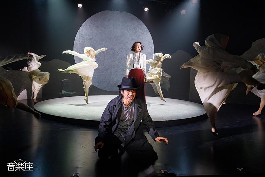 音楽座ミュージカル『SUNDAY(サンデイ)』 ©︎ヒューマンデザイン 撮影:二階堂健