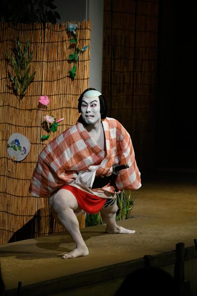 コクーン歌舞伎『夏祭浪花鑑』