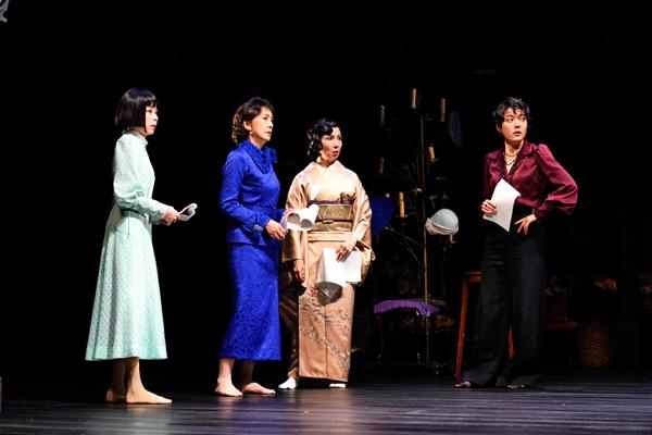 舞台『キネマの天地』が開幕