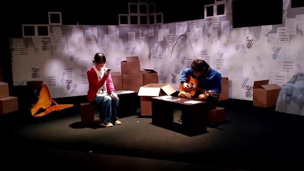 キノG-7公演NO.2「さいごのきゅうか」より