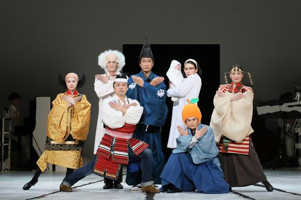 ミュージカル『日本の歴史』撮影:宮川舞子