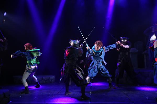 『真Ninja Illusion LIVE The REAL〜正義忍者vsゾンビ忍者〜』