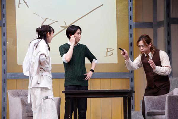 生駒里奈、田村心、池田純矢
