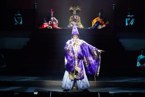 劇団☆新感線 いのうえ歌舞伎『狐晴明九尾狩』 撮影:田中亜紀