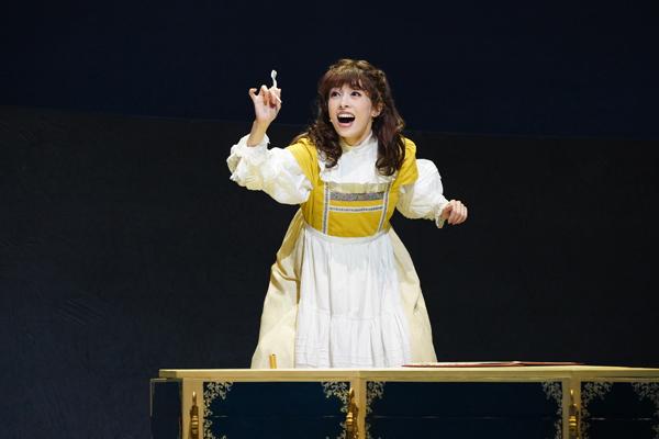 ミュージカル『マドモアゼル・モーツァルト』